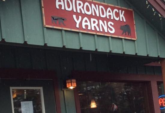 Adirondack Yarns - Address: 2241 Saranac Ave # 3, Lake Placid, NY 12946, USAPhone: +1 518-523-9230http://www.adirondackyarns.com/
