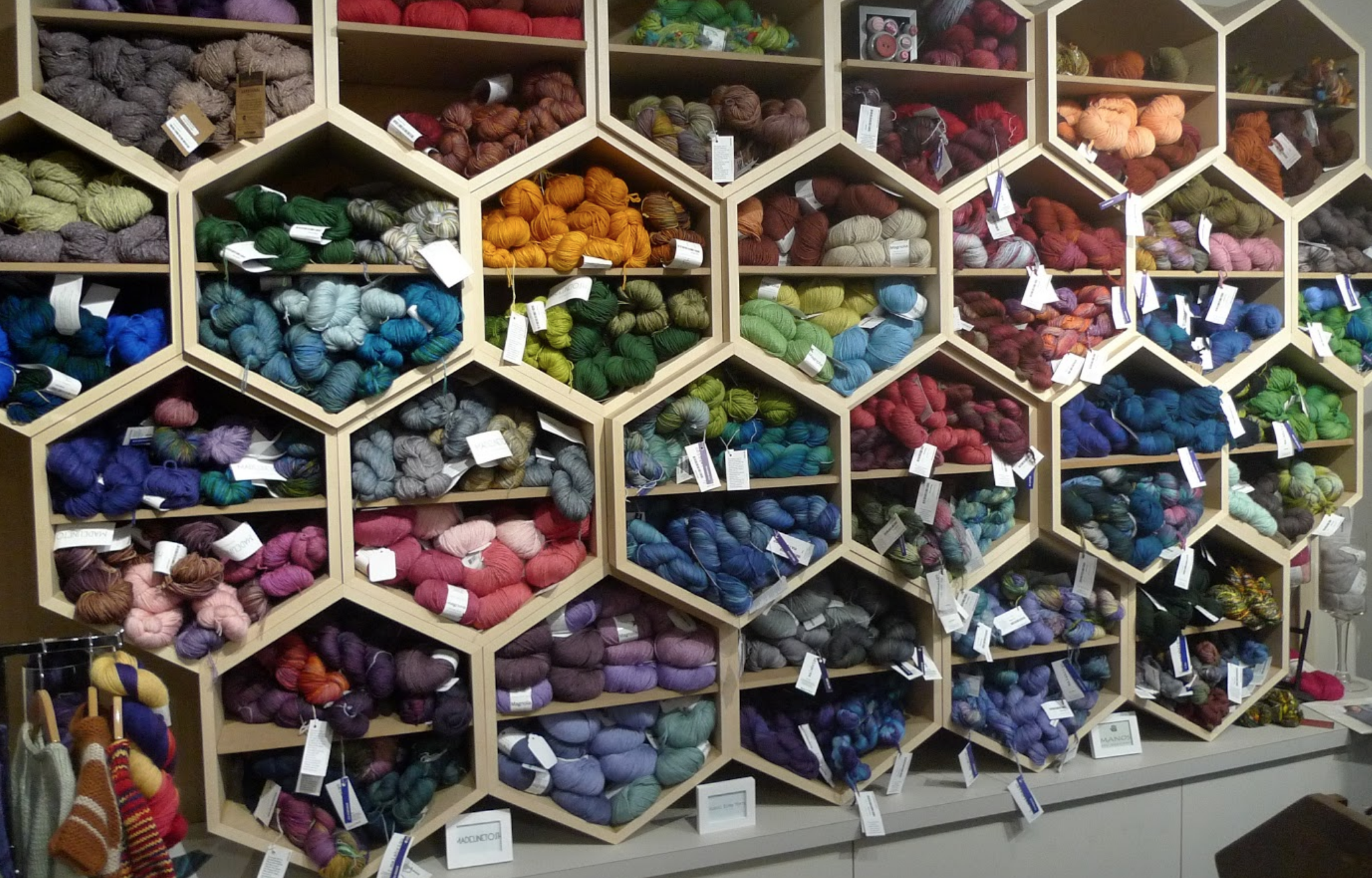 The Knitted Purl - Address: 80 South St, Oyster Bay, NY 11771, USAPhone: +1 516-558-7800http://knittedpurl.com/