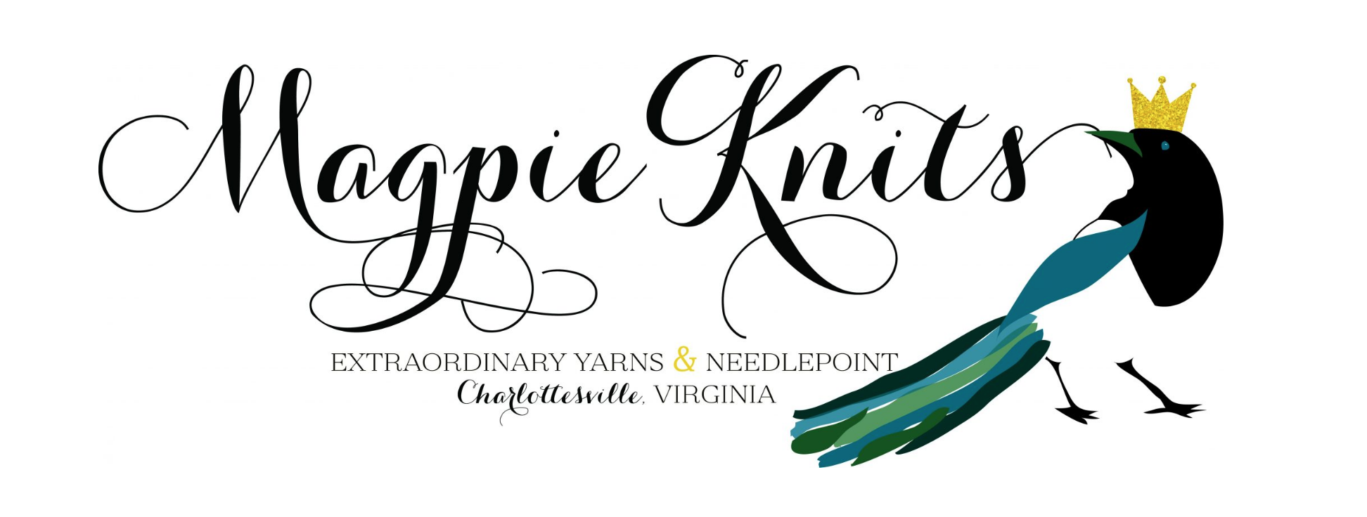 Magpie Knits - Address: 111 W Main St, Charlottesville, VA 22902, USAPhone: +1 434-296-4625http://magpieknits.com/