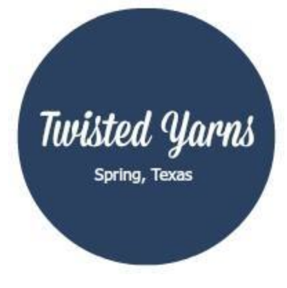 Twisted Yarns - Address: 702 SPRING CYPRESS RD, SUITE A, SPRING, TX 77373Phone: 281-528-8664http://www.twistedyarnstexas.com