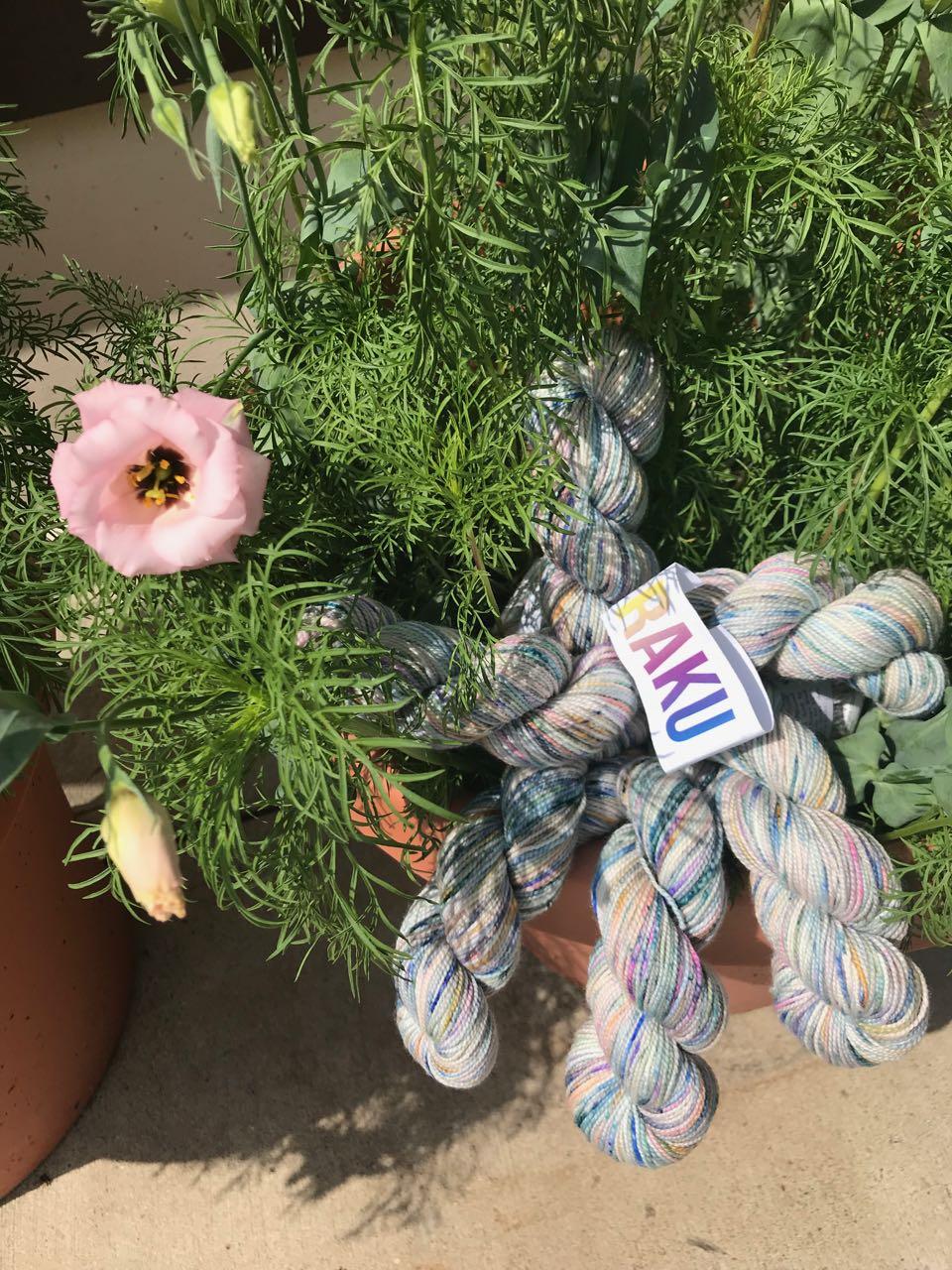 RAKU blossoming at Sheep's Clothing.