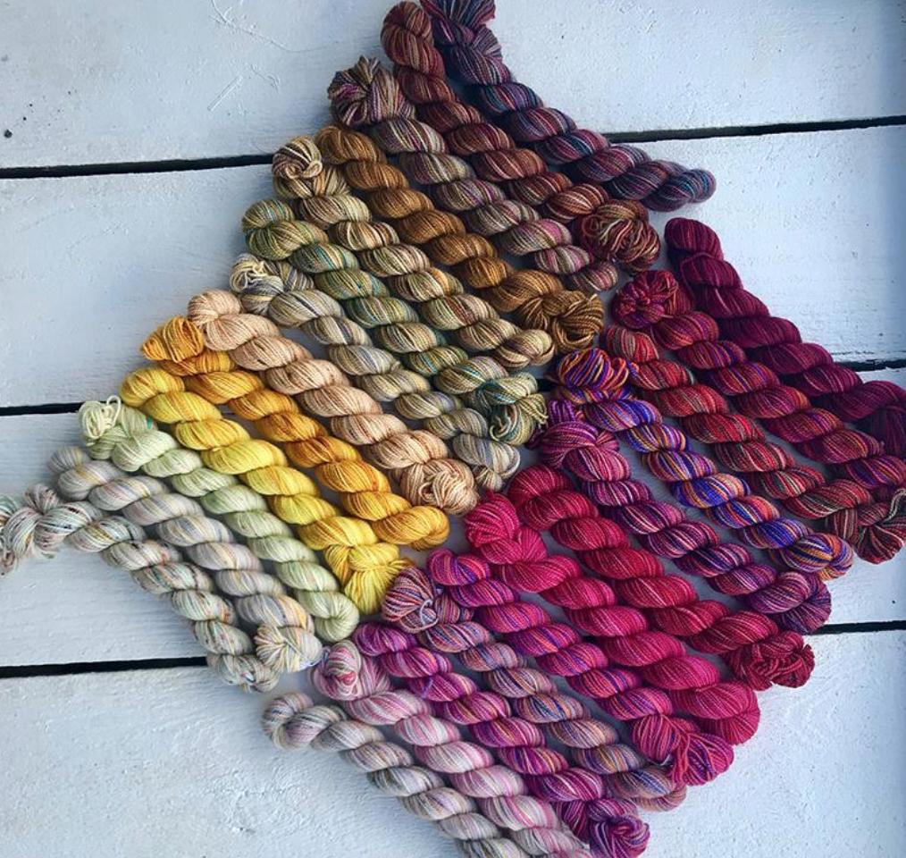 Avent Yarn Pack