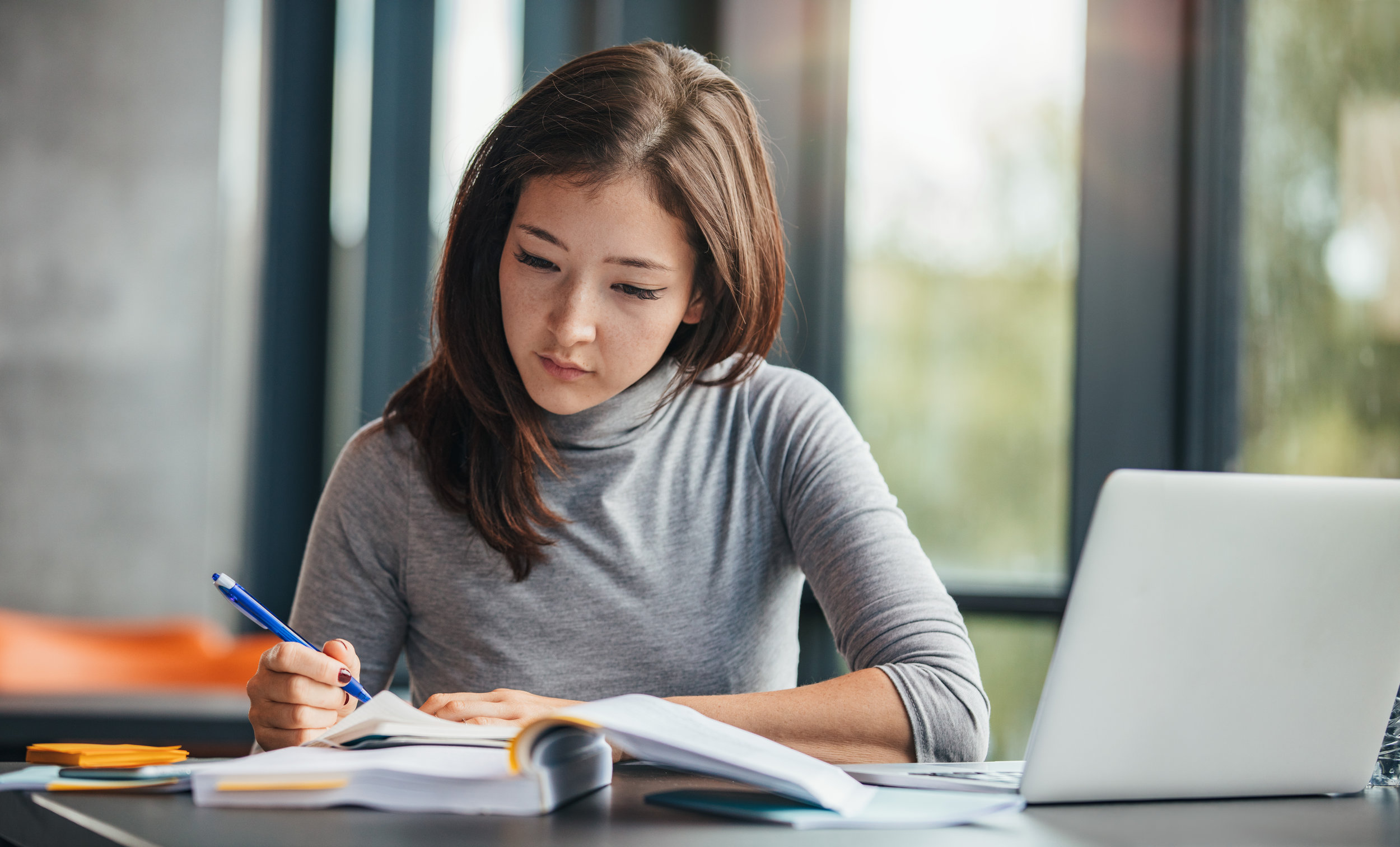 We'll help you get the most from law school - Law classes can be challenging, and it's very easy to fall behind. We can make sure you're getting the most out of law school, whether it's learning the intricacies of civil procedure or writing a legal memo!