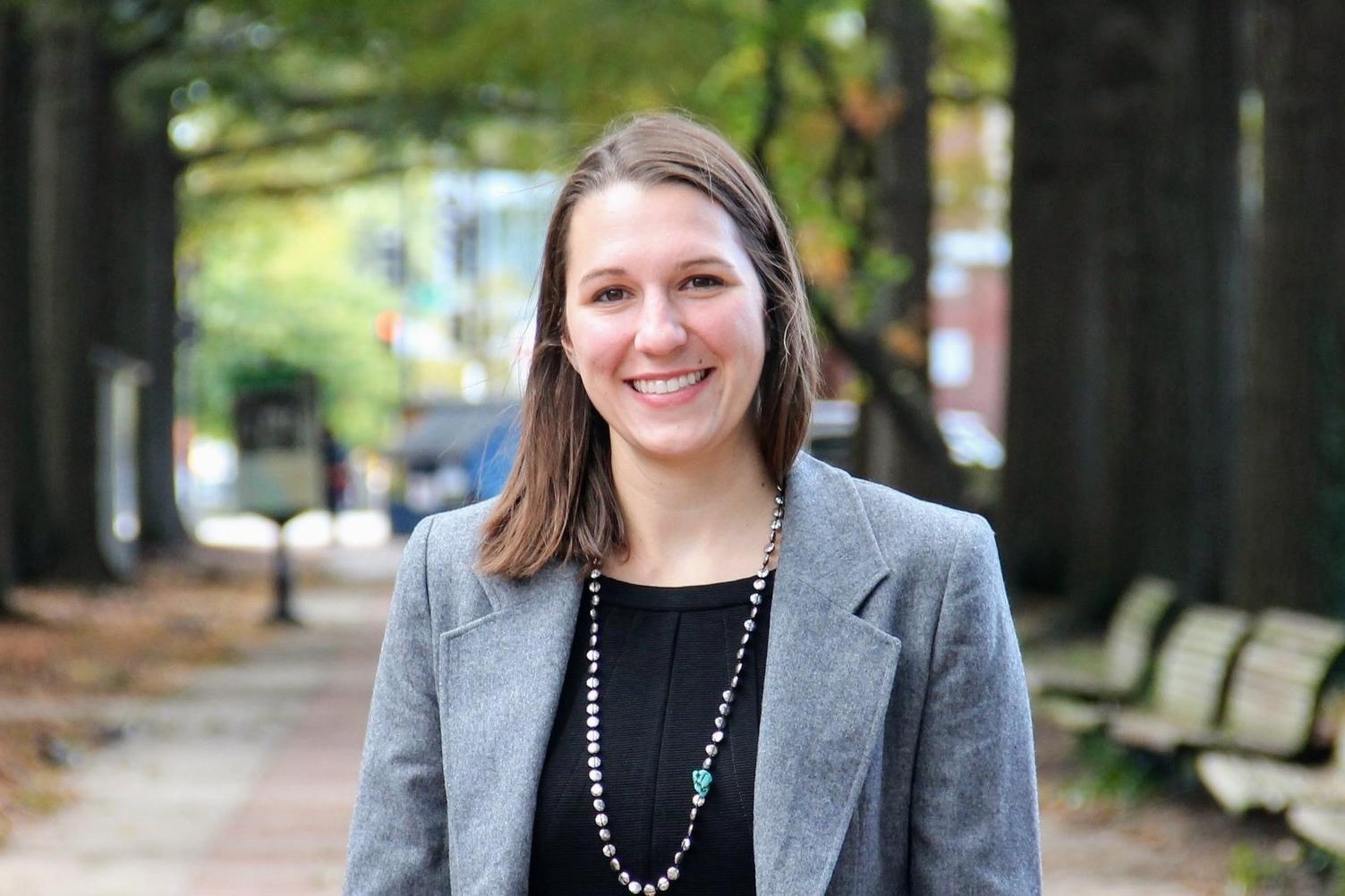 Lexie Albe#Deputy Executive Director