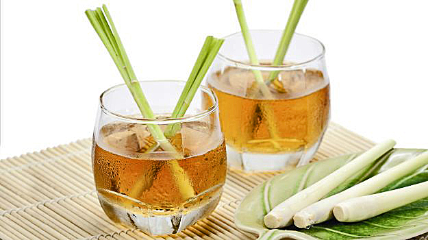 Lemongrass Drink Thailand