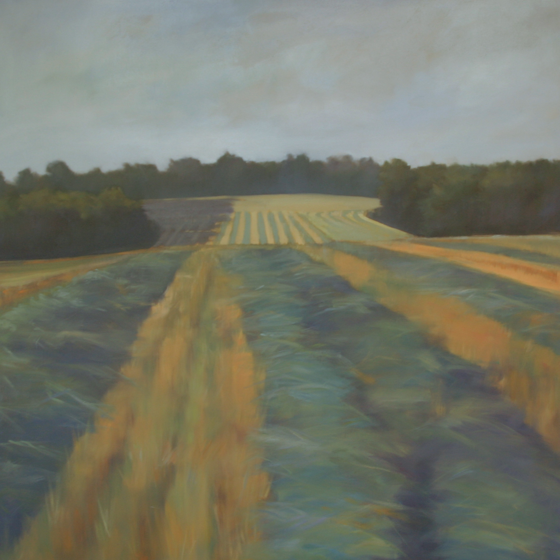 Buxton Farm, 48x48 inches