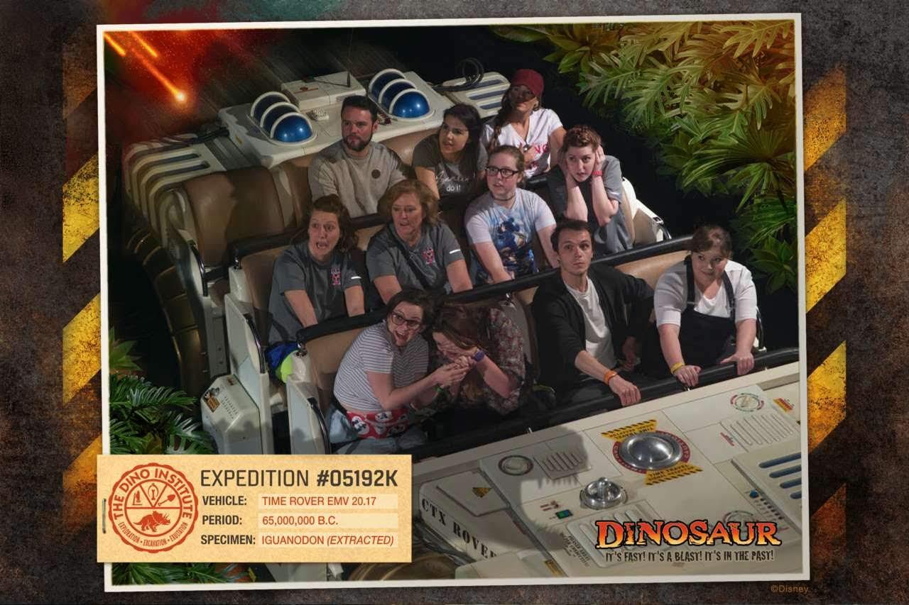 Dinosaur Ride - Animal Kingdom