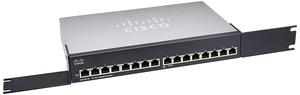 Cisco SG100-16 16-Port Gigabit Switch (SG100-16-NA)