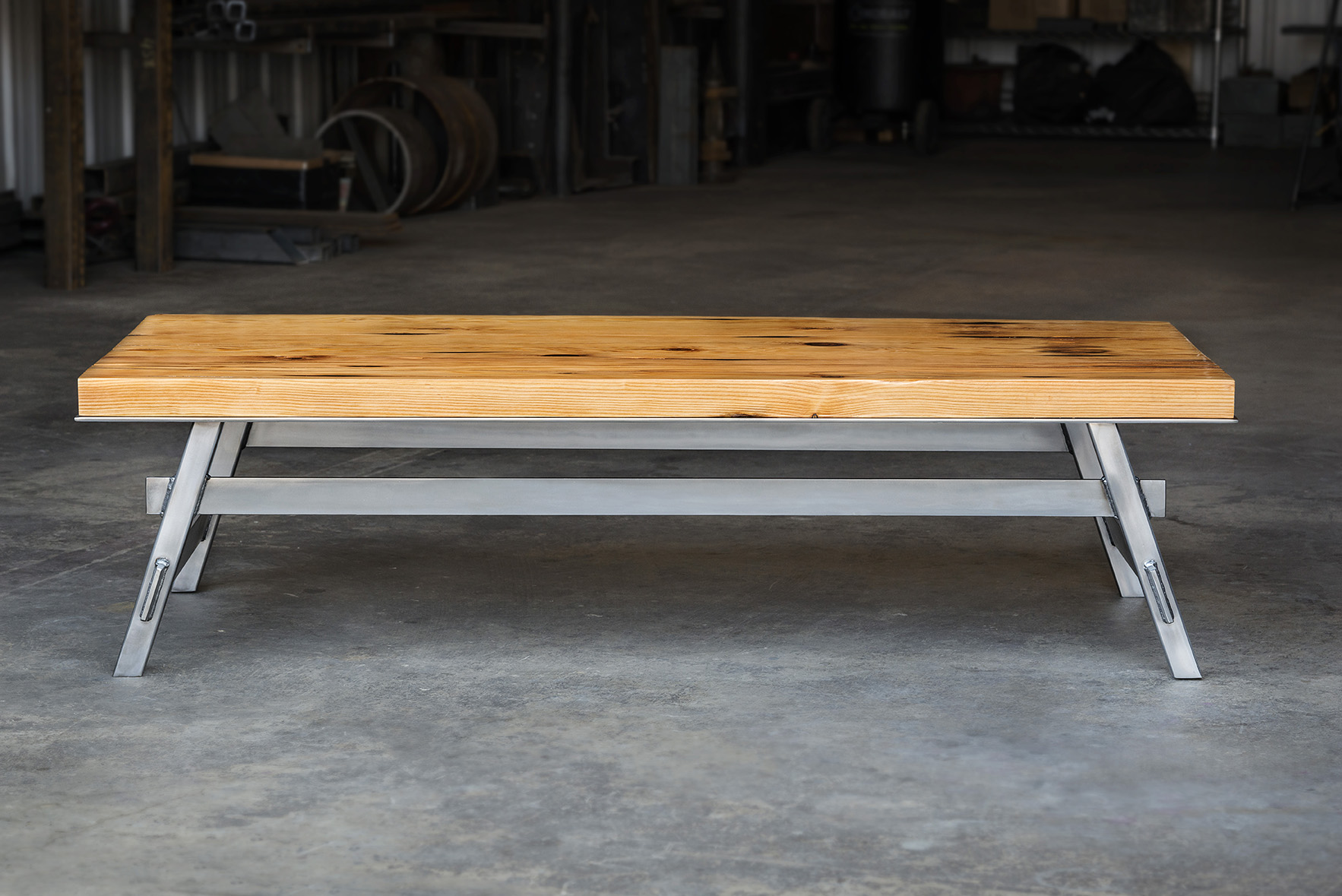 """Pedestal Collection  -  Coffee Table  -  60"""" x 30"""""""