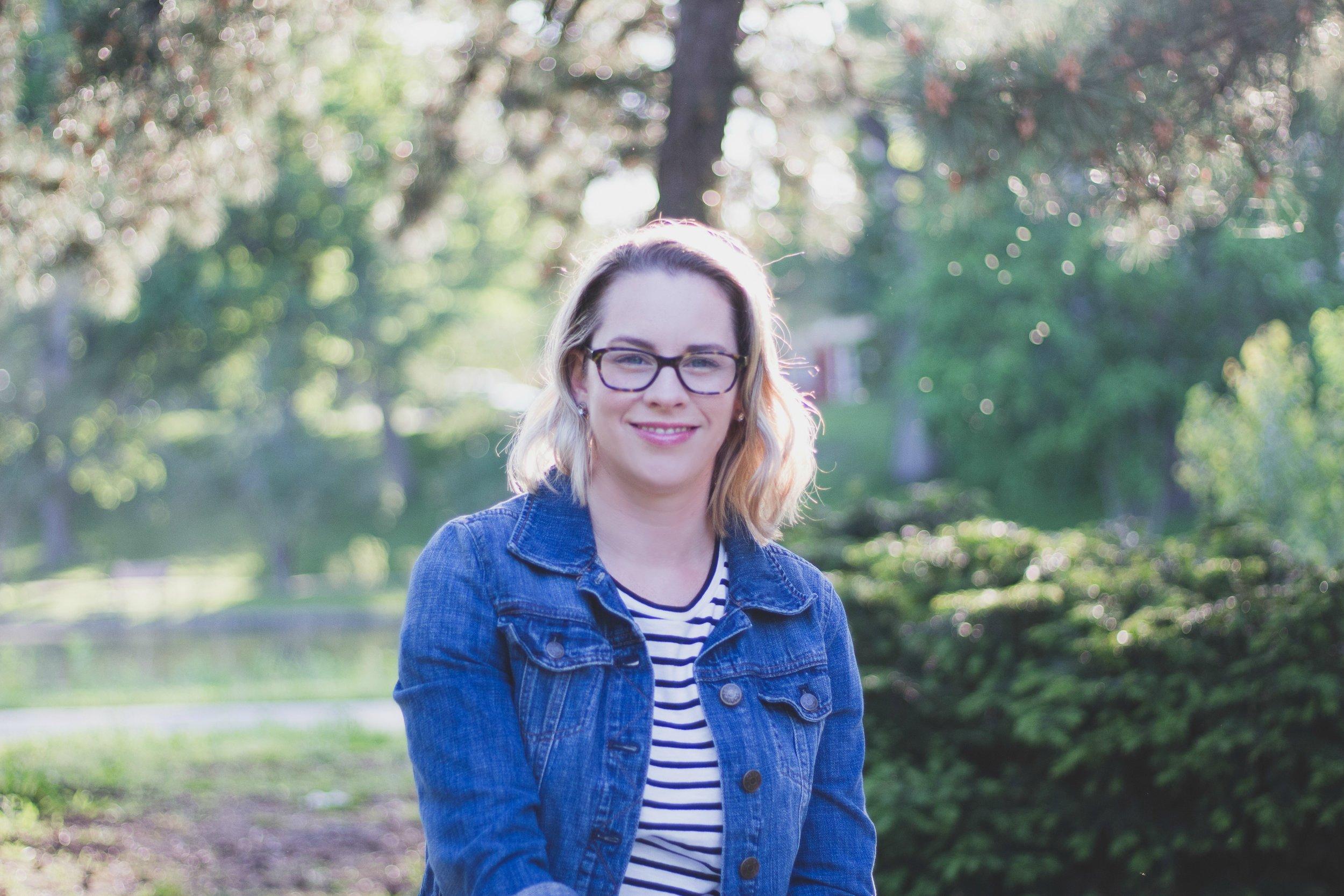 Melissa Carrier, Founder of Belle Poppy Digital