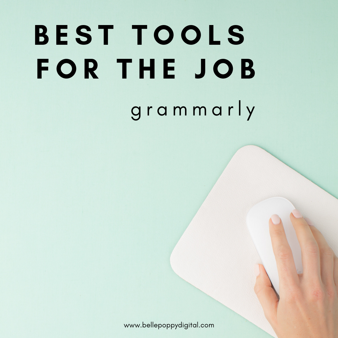 Best Tools for Checking Spelling and Grammar