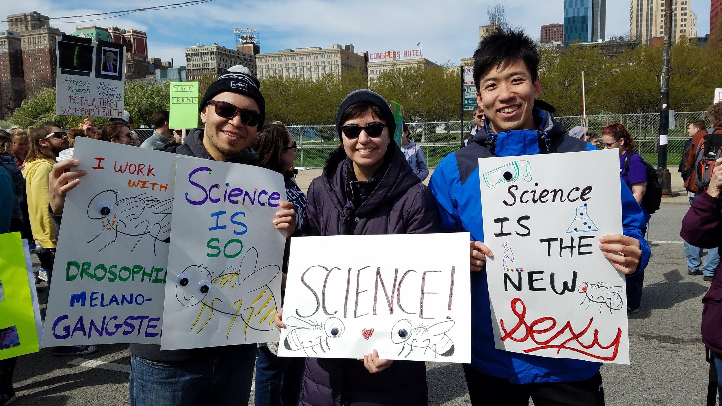 We <3 Science! -