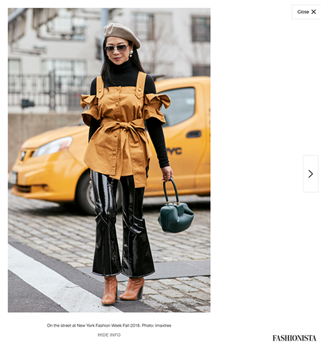 Petite Flower Presents NYFW FW18 Street Style Fashionista 2.png