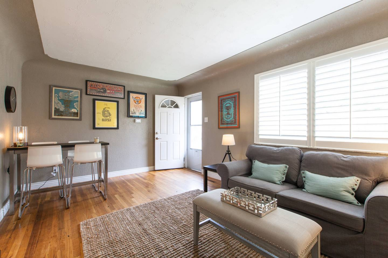 Airbnb Denver Listing - Urban Bungalow
