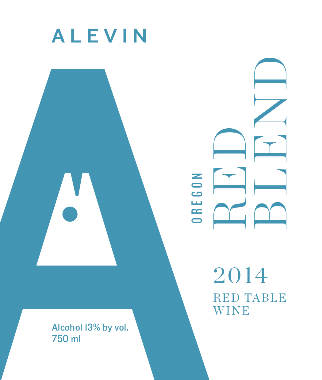2014 Red Blend -