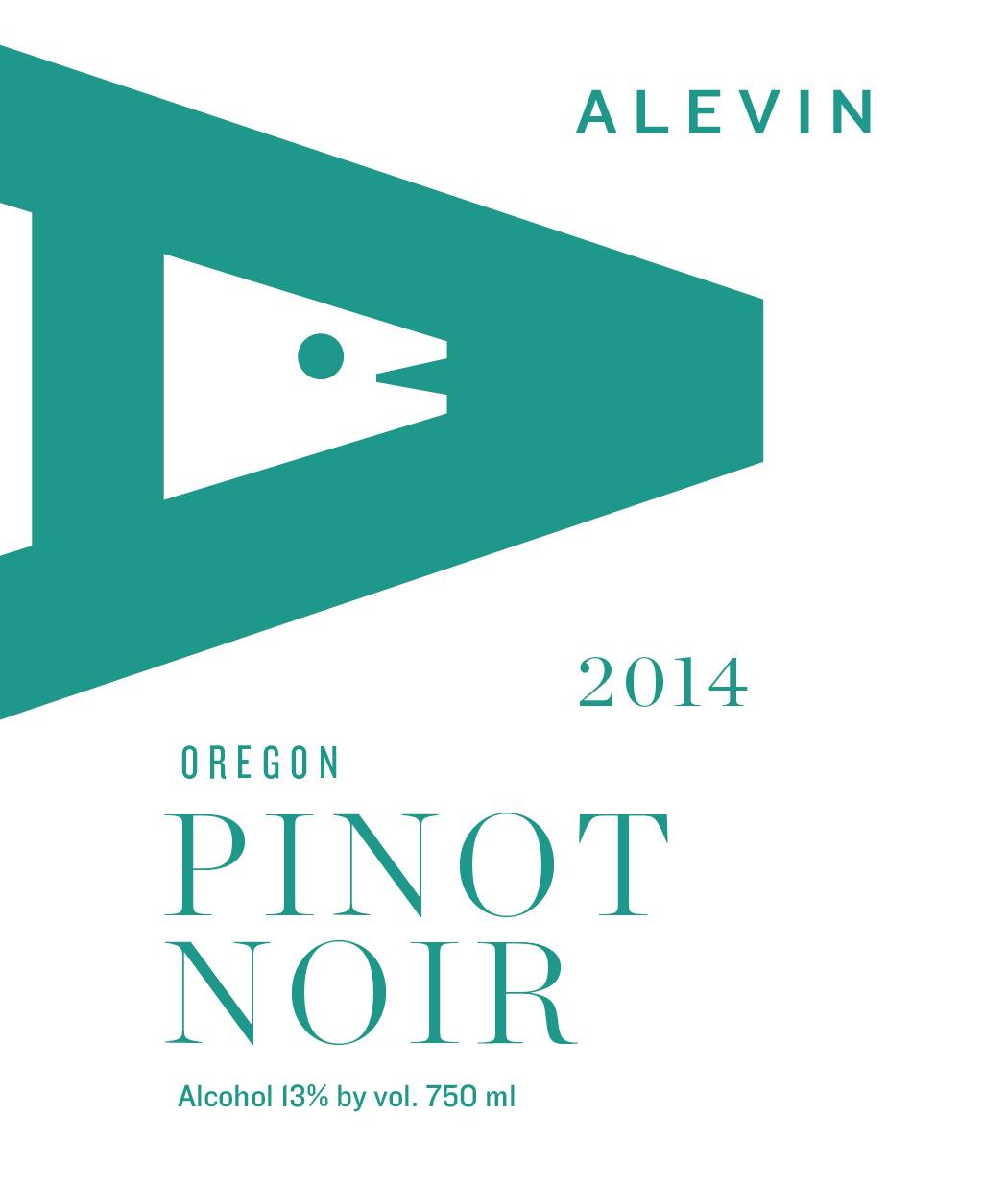 2014 Pinot Noir -