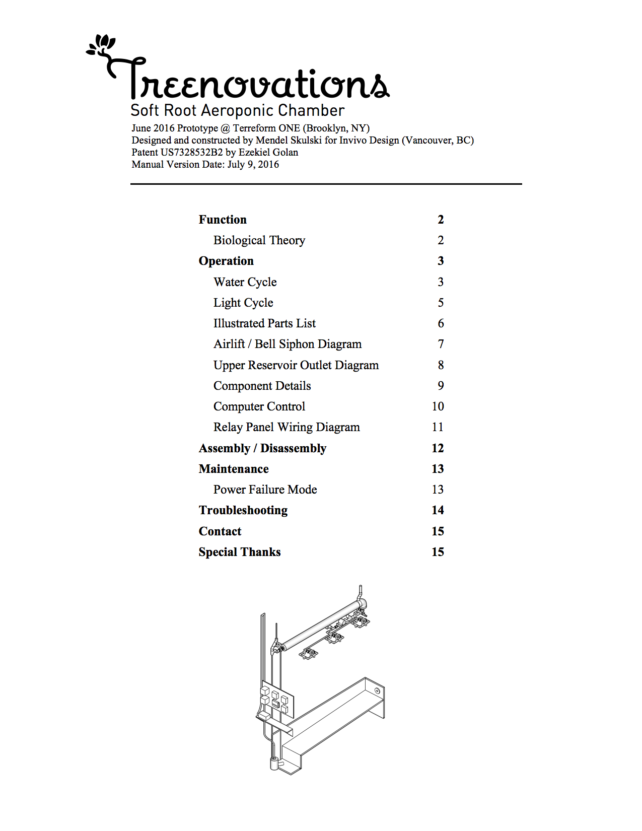 Click for complete Operating Manual