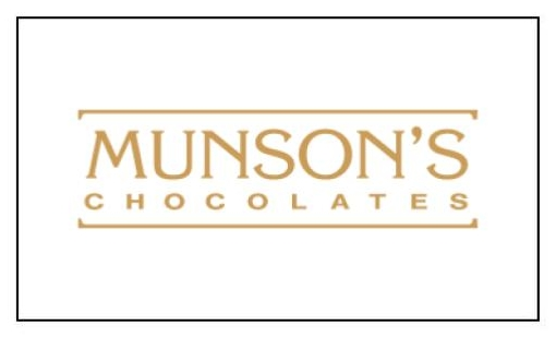 15.  A New England Tradition, Munson's Chocolates inspired collection of confections are both extraordinary and unforgettable.   h ttp:// www.munsonschocolates.com   860-658-7605  Hours: Mon - Sat | 10am - 8pm Sun | 11am - 6pm