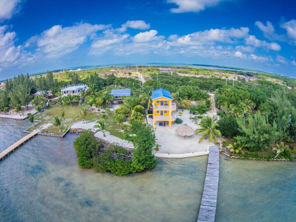 Casa De Mango Aerial