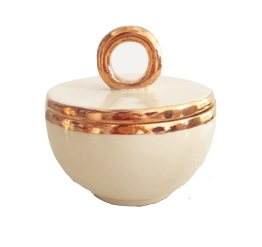 The Setting 24k Message in a Jewelry Box - 425.00