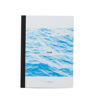 AllSwell Creative Notebook 2 - $21