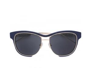 Blue Linda Farrow x Sacai Sunglasses - $435.00