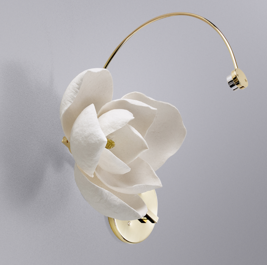 Lure Sconce Light by PELLE