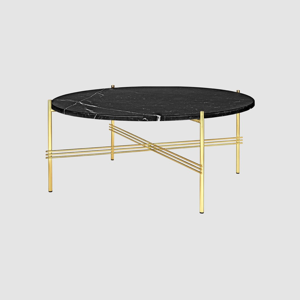 TS Coffee Table - Dia. 80 by GamFratesi