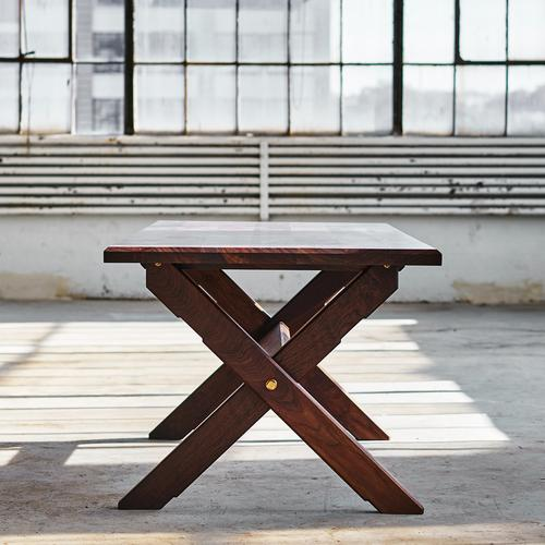 The Axis Table by Roman and Williams