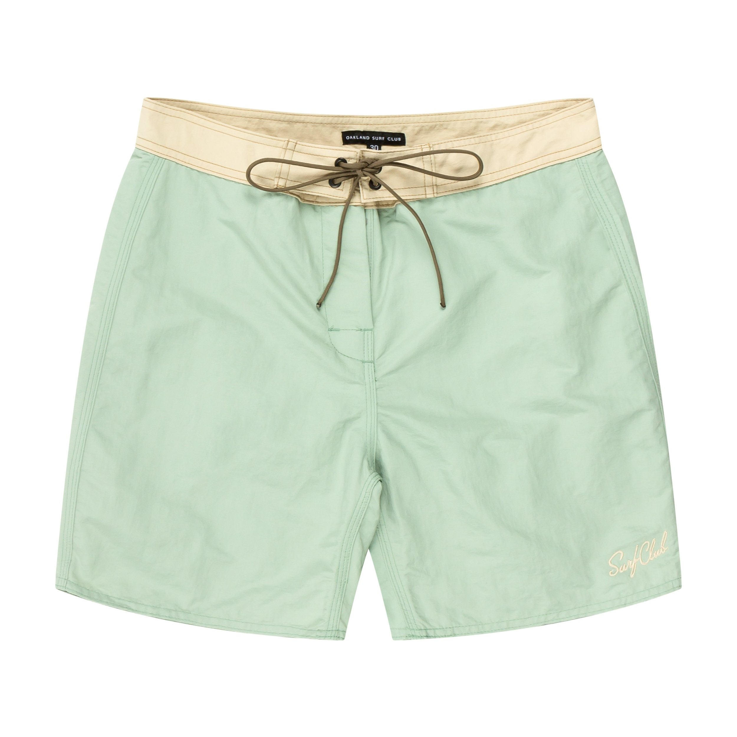 Oakland Surf Club Two-Tone Boardshorts