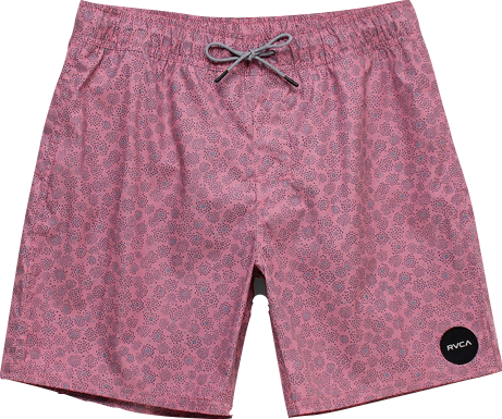 "RVCA Cleta 17"" Swim Trunks"