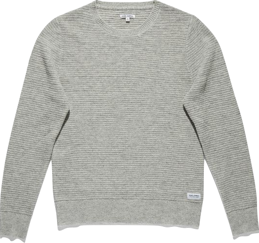 BANKS Julian Knitwear Heather Grey