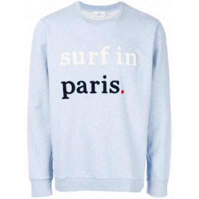 Cuisse de Grenouille SURF IN PARIS Sweatshirt
