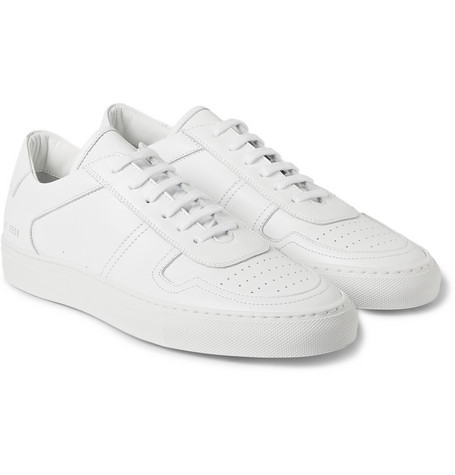 White Skate Low Sneakers – Common Projects