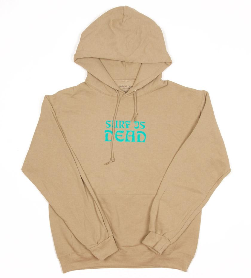 Surf is Dead These Are The Breaks Hoodie