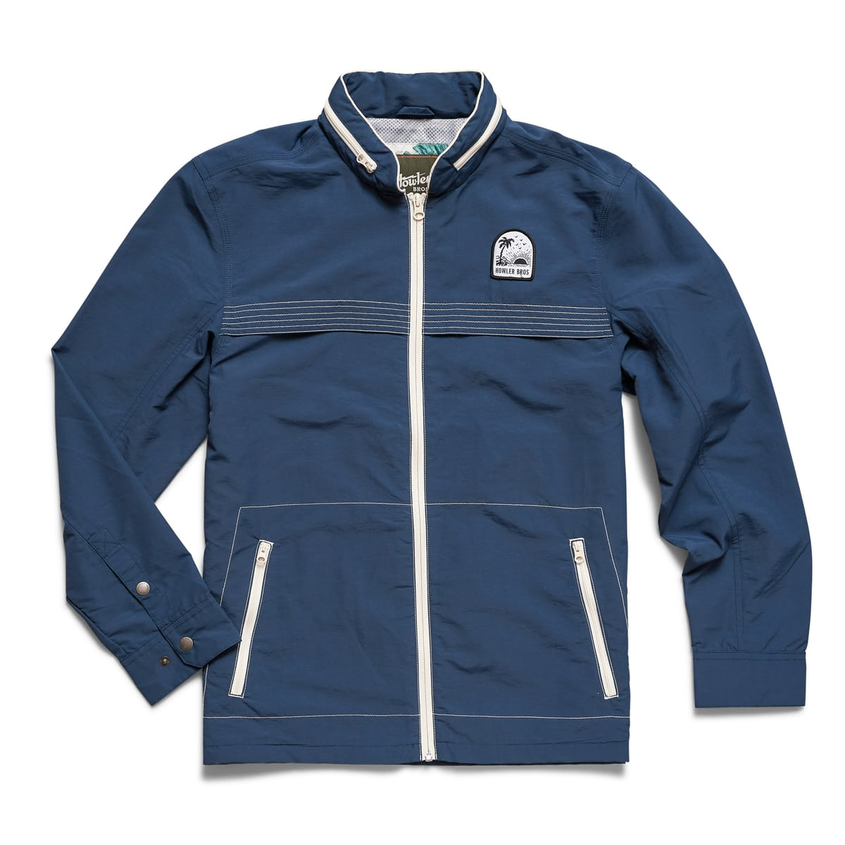 Howler Brothers Del Mar Session Shell Jacket