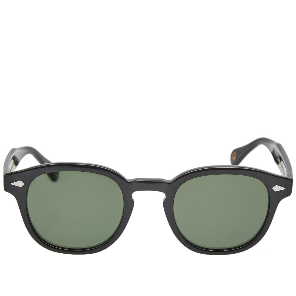 Moscot Black Lemtosh Sunglasses