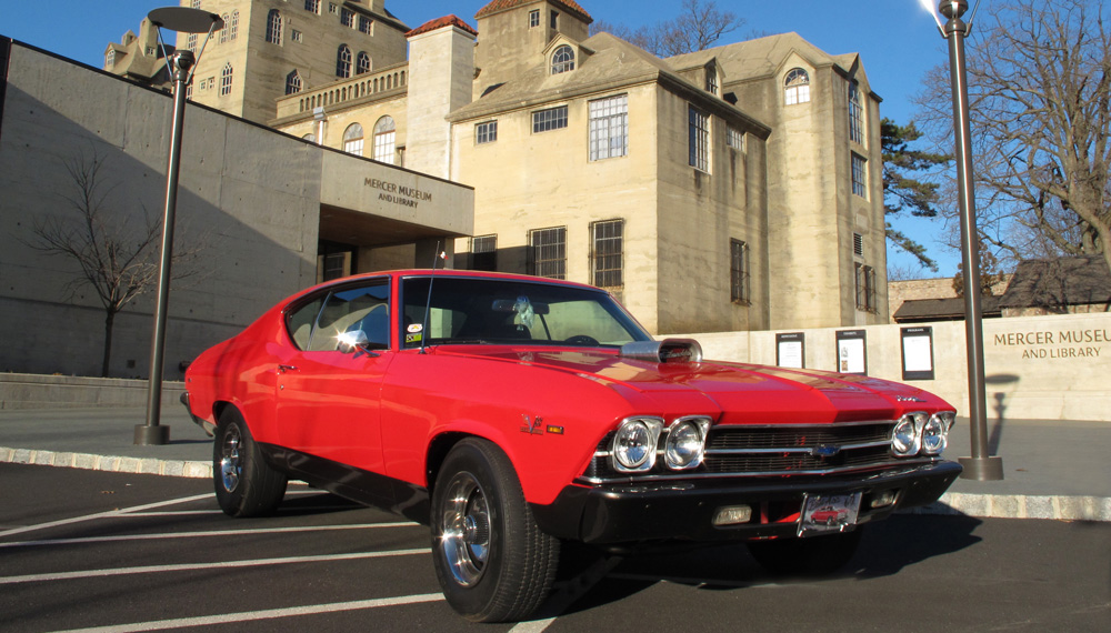 2013 – 1969 Chevy Chevelle