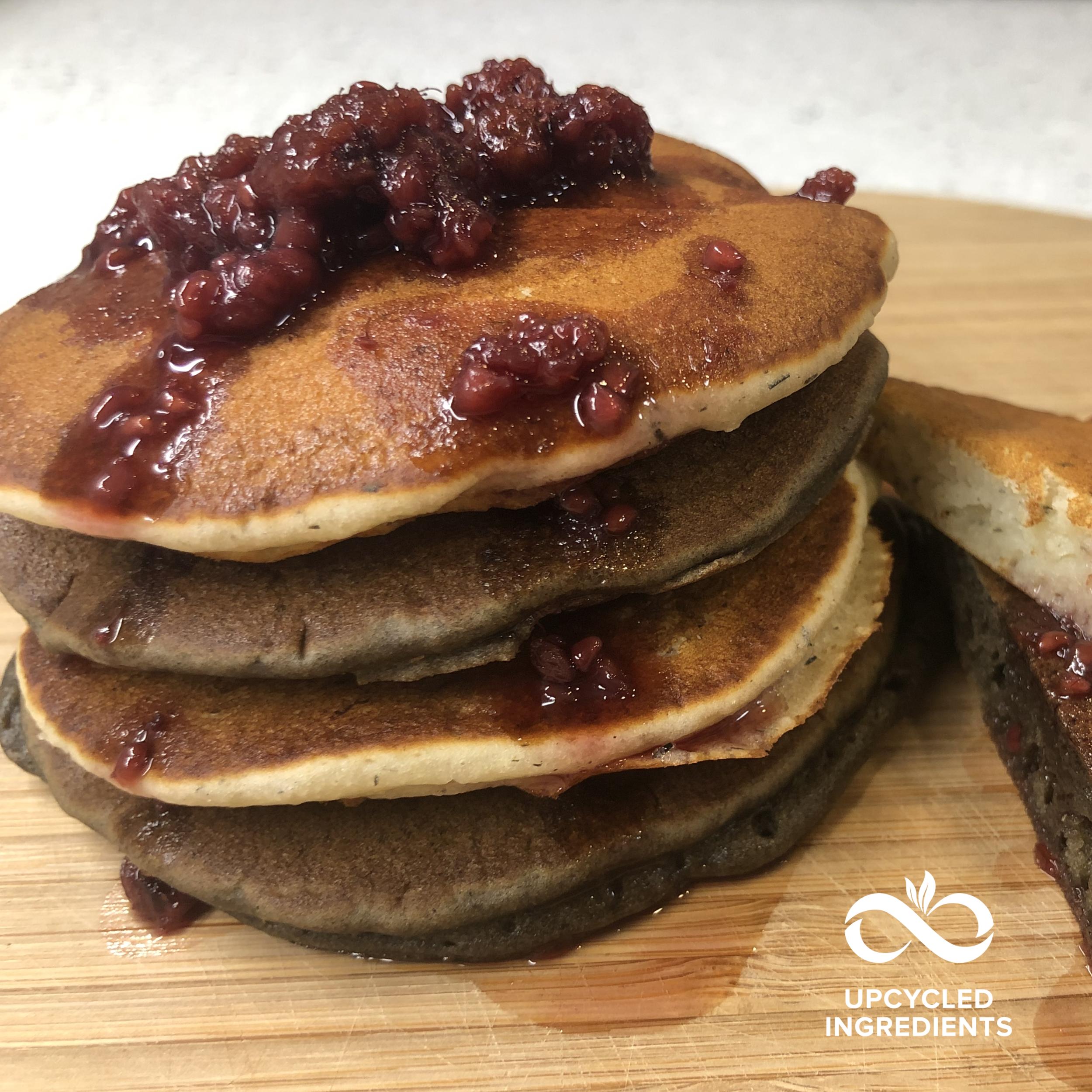 PLANETARIANS flour pancakes recipe