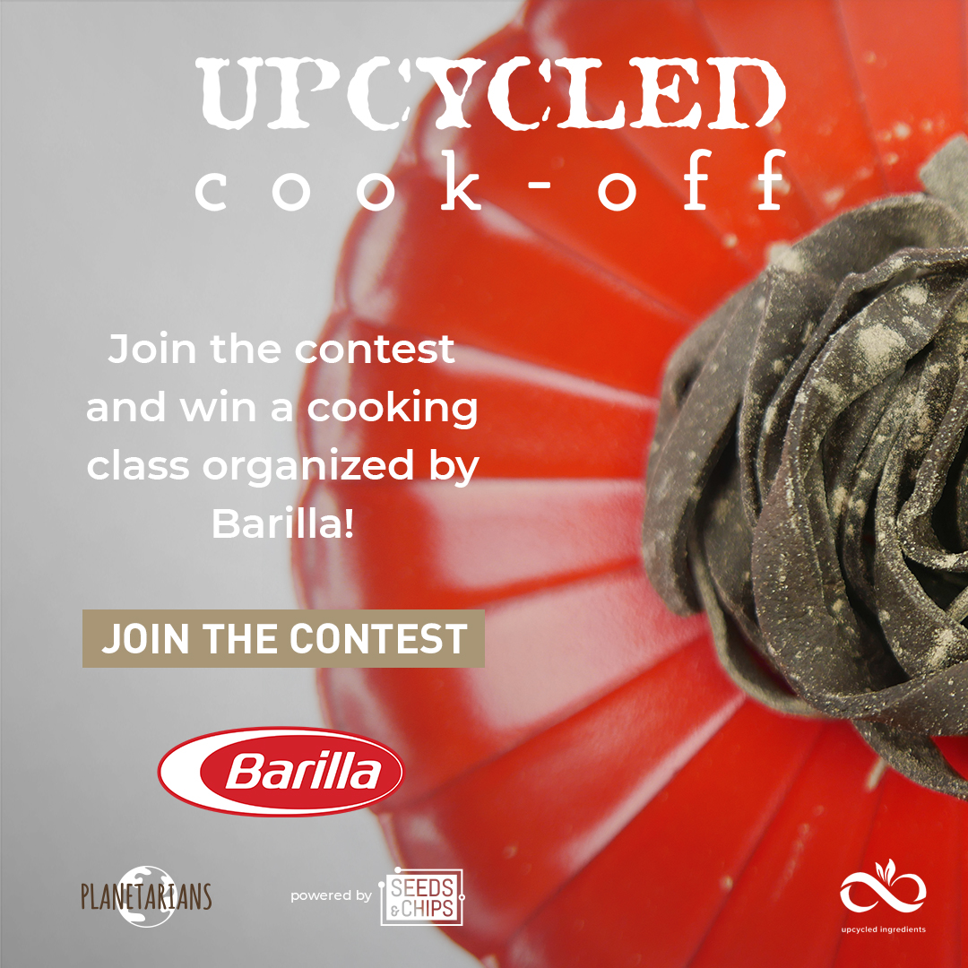 Join PLANETARIANS' Upcycled Cook-Off contest at https://www.planetarians.com/contest