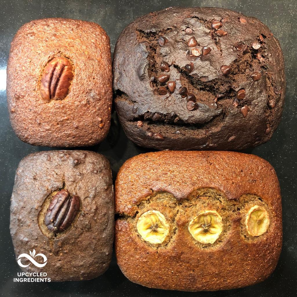 PLANETARIANS flour banana bread recipe