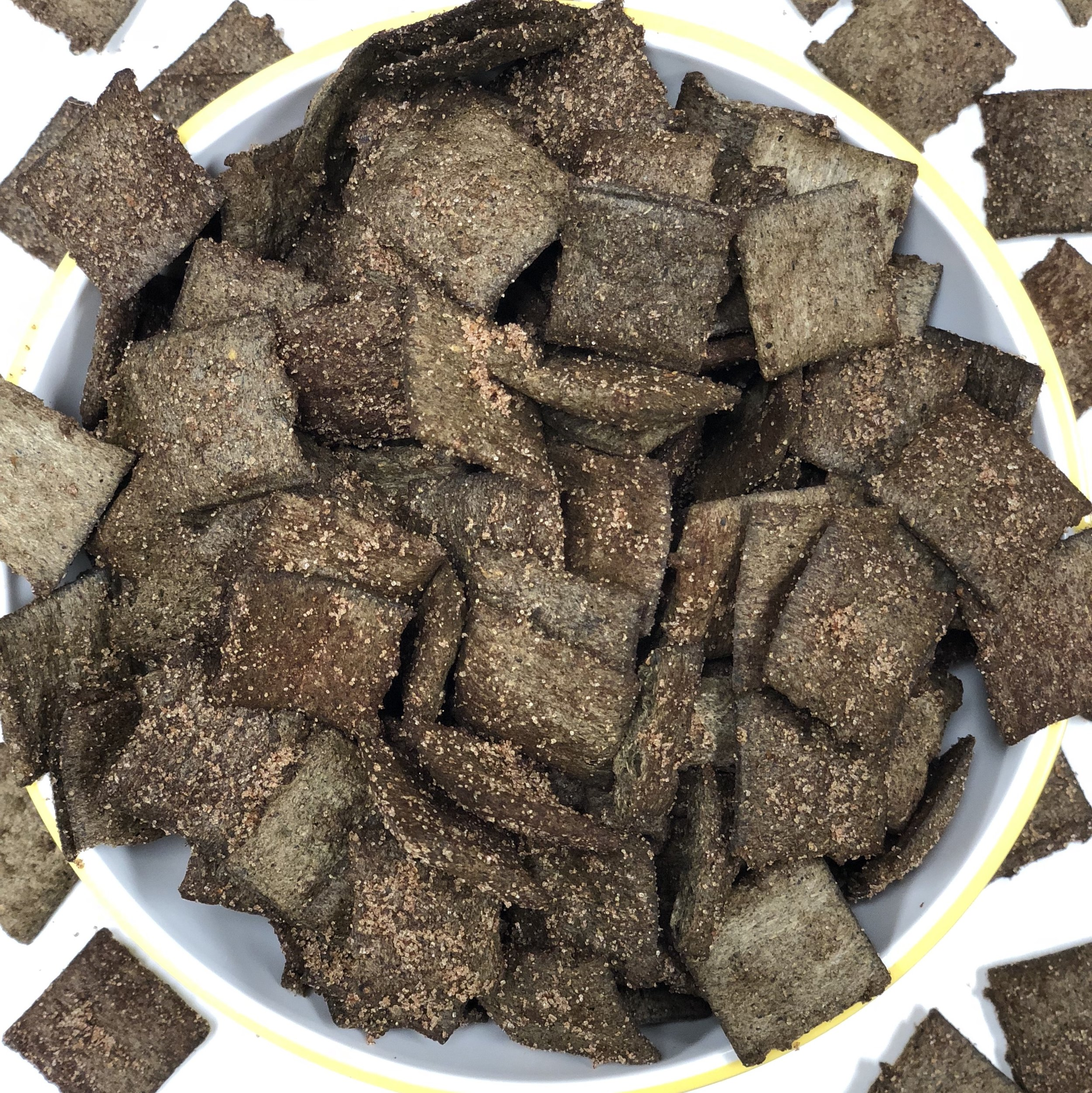 Claims - Good Source of ProteinExcellent Source of FiberGluten-FreeGrain-FreeAffordableSustainable