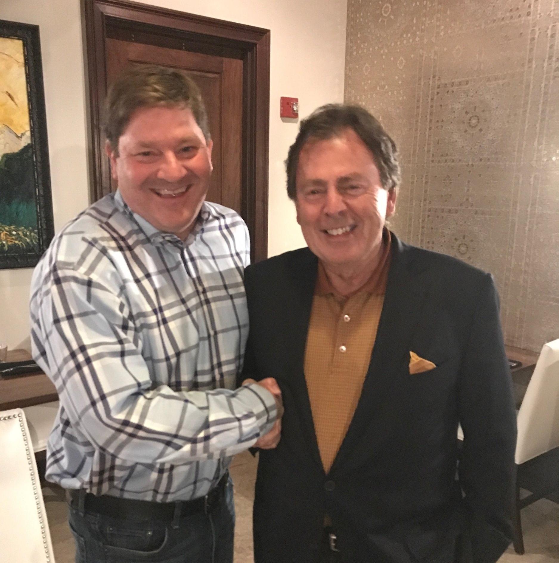 Richard C. Kessler CEO The Kessler Enterprise, Inc. and Dr. Charles Richardson