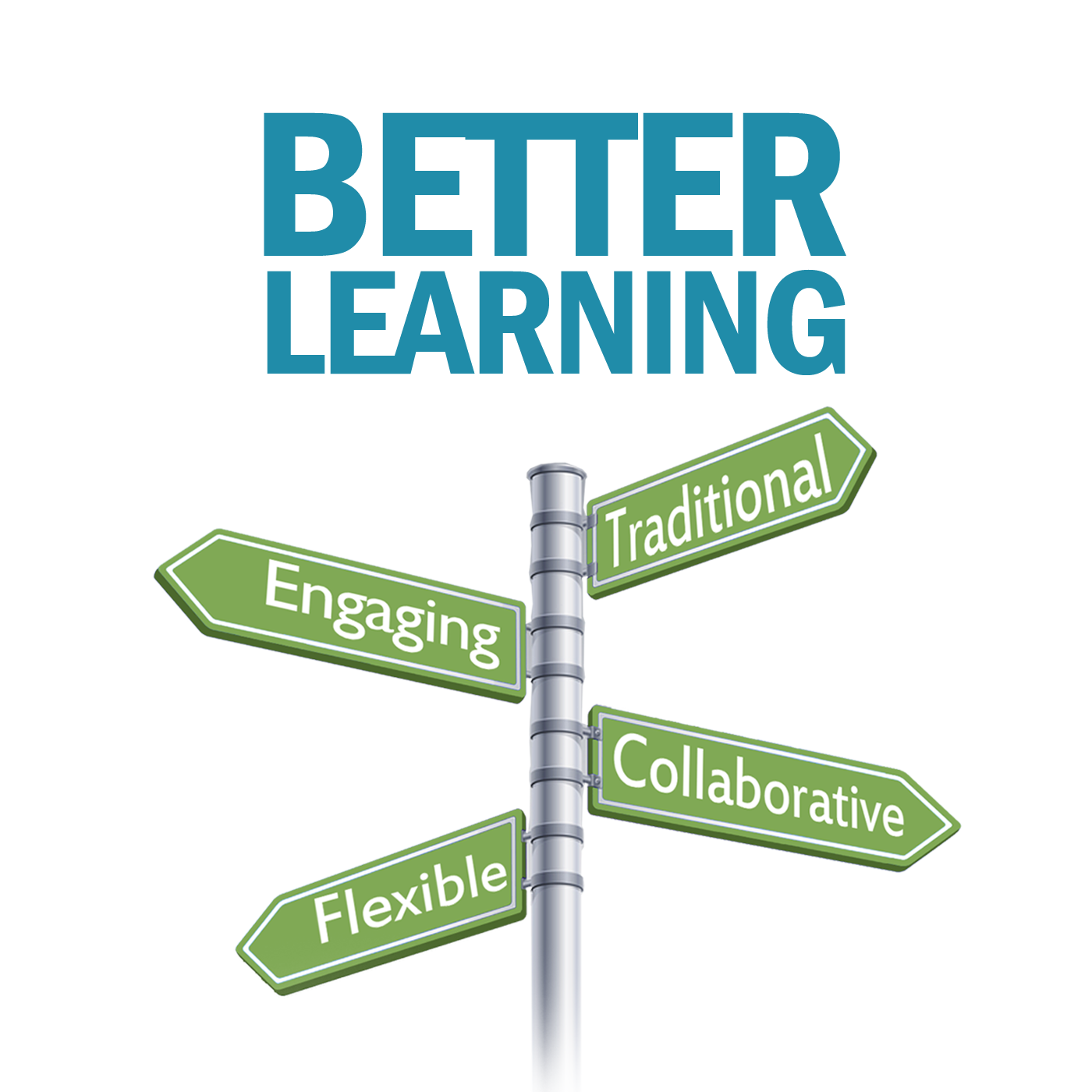 - The Better Learning Podcast is about improving education at all levels - Schools (public, charter, private, independent), Higher Education, & Corporate/Adult Learning. The major theme is to break down the silos and learn from others doing innovative things in education. We highlight innovative programs & initiatives, lessons learned, improvements to educational space, and real-world tactics while getting a deeper understanding of the people behind the innovation. Our guests include Heads of Schools, Superintendents, Principals, Entrepreneurs, Non-profit leaders and other innovators. Kevin Stoller, CEO of Kay-Twelve.com & author of Creating Better Learning Environments, is the host.