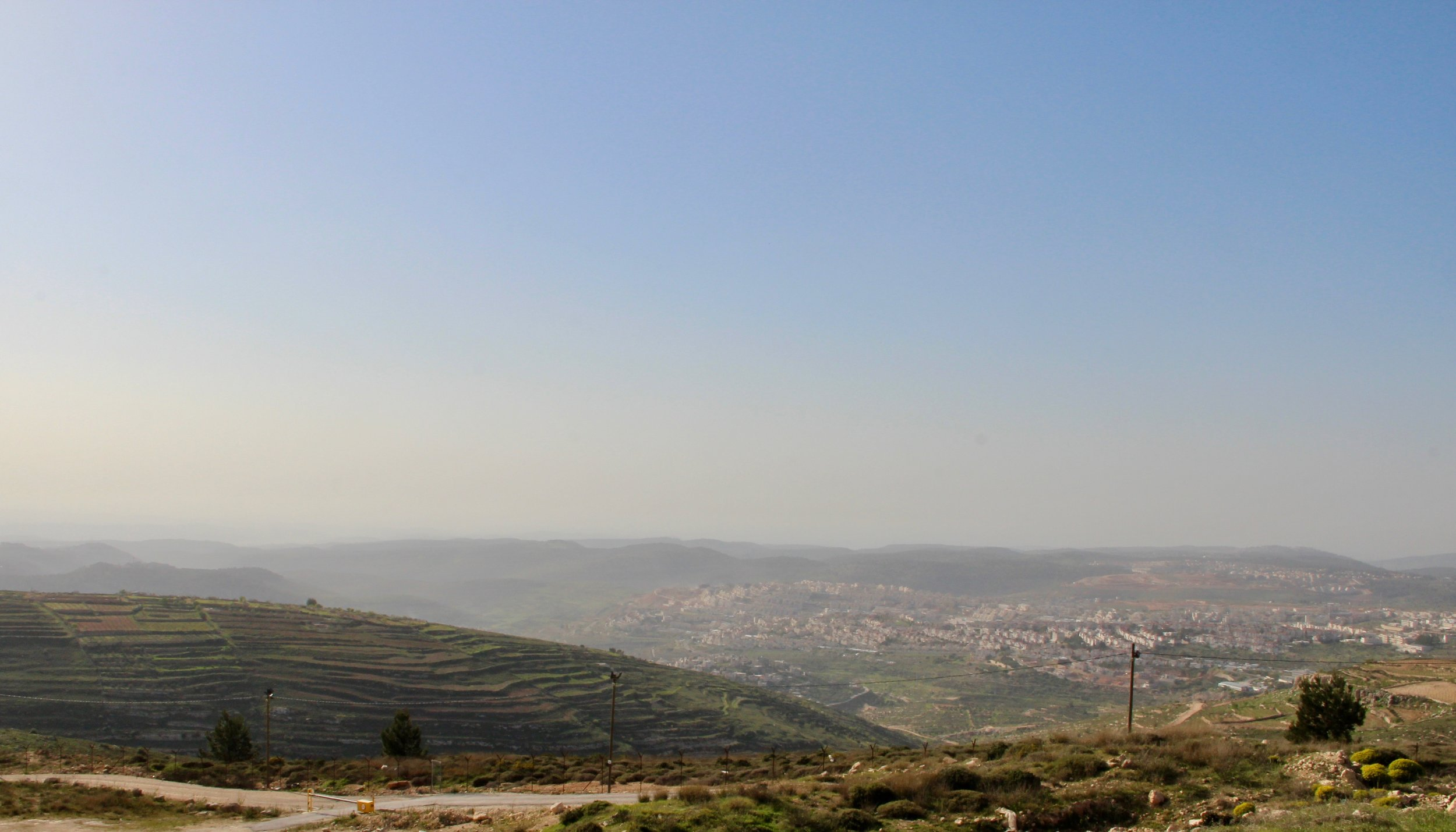 Beautiful Judea - the occupied West Bank