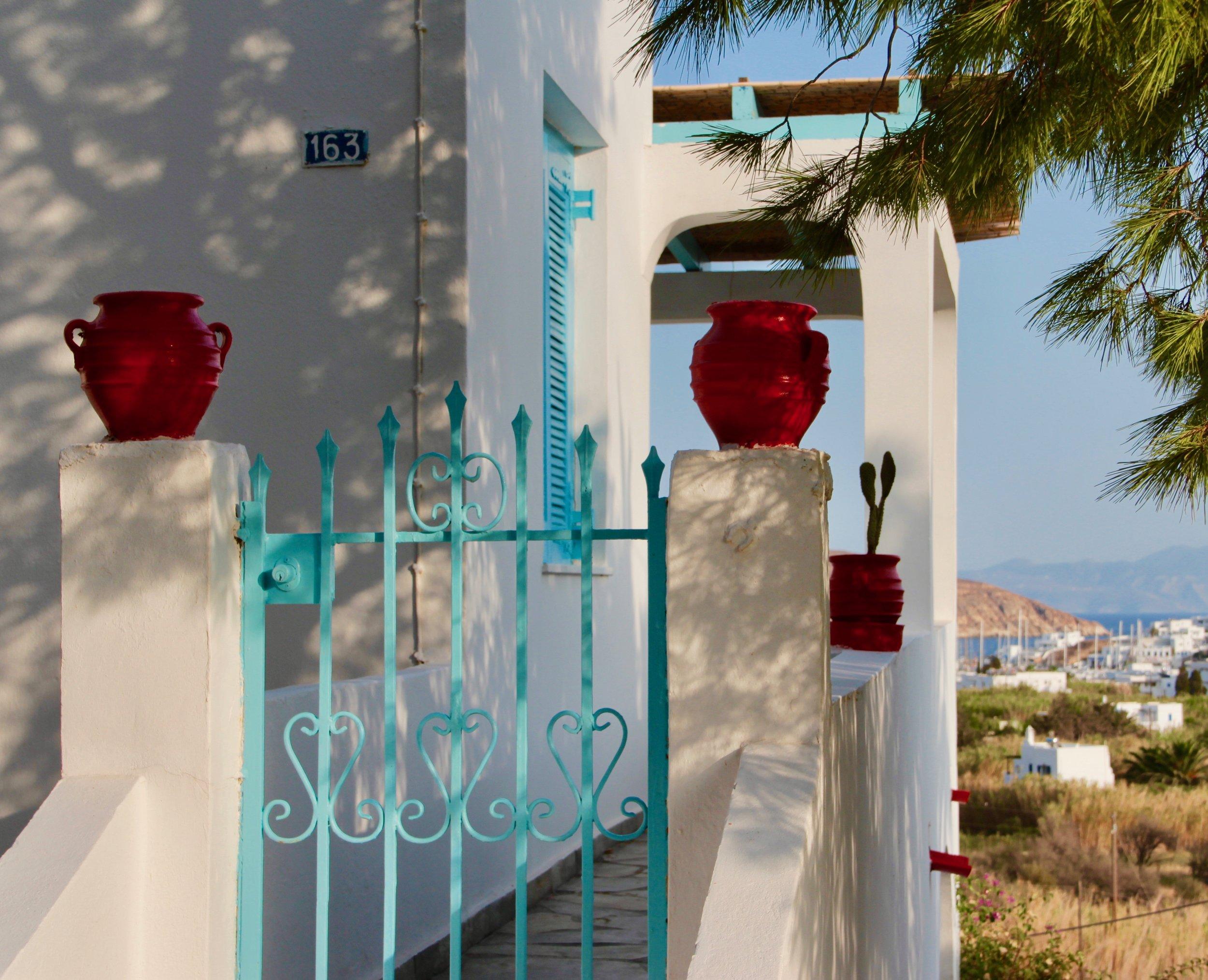 A house on Serifos