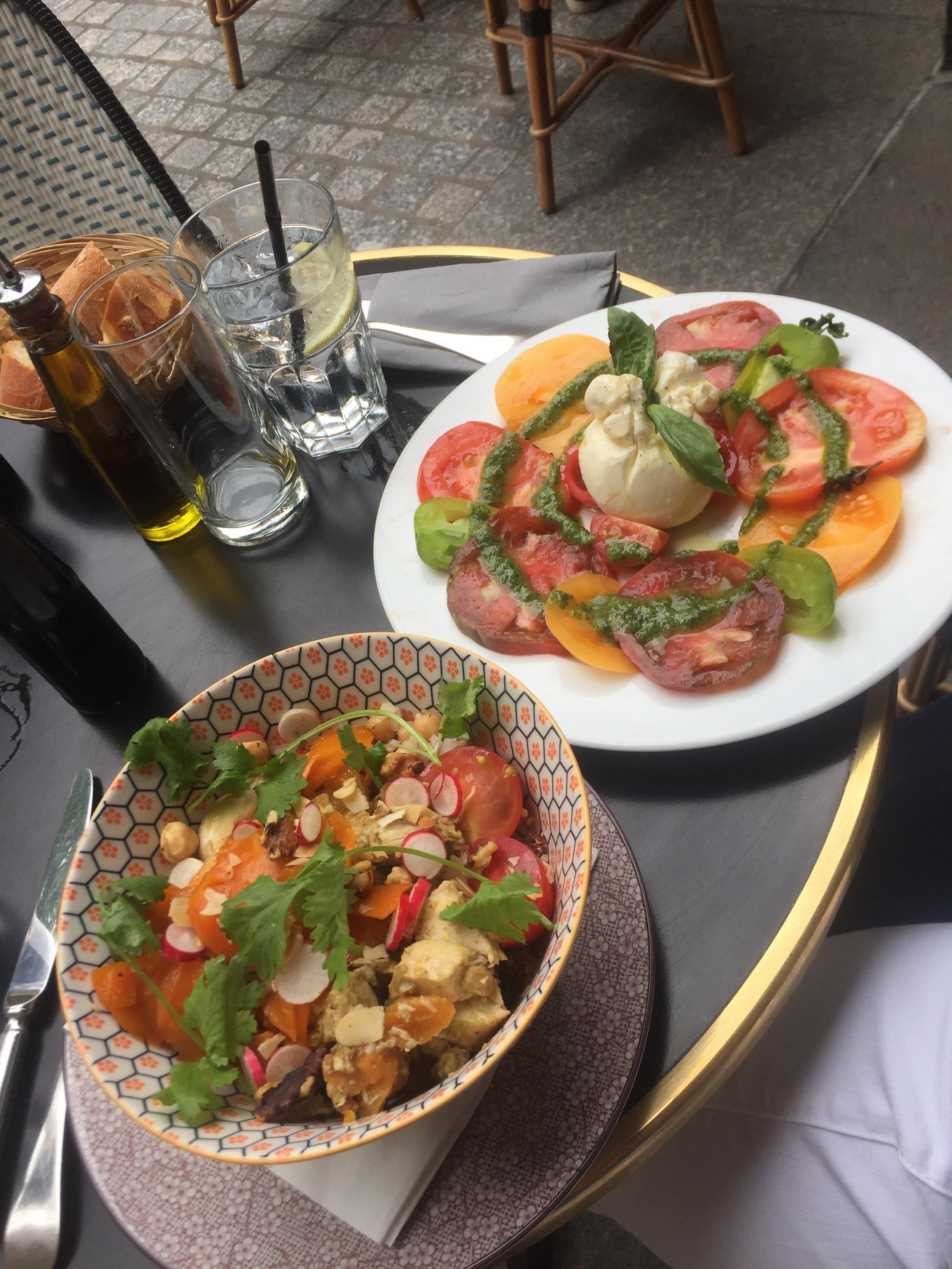 A little Parisian #foodporn