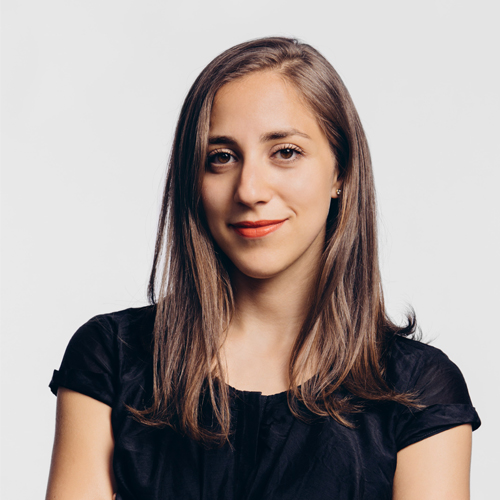 Natalie Gibralter, Director of Product at Squarespace   Natalie was the first product manager at Squarespace and has spent the past five years developing the team. Beforehand, she founded and ran a non-profit in the Middle East focused on cross cultural communication, and was a very early employee at KIND snacks, where she worked on developing their social mission, started their field marketing organization, and worked on partnerships with brands like Starbucks. A native New Yorker, she has a degree in Philosophy, Politics and Economics from Oxford University.