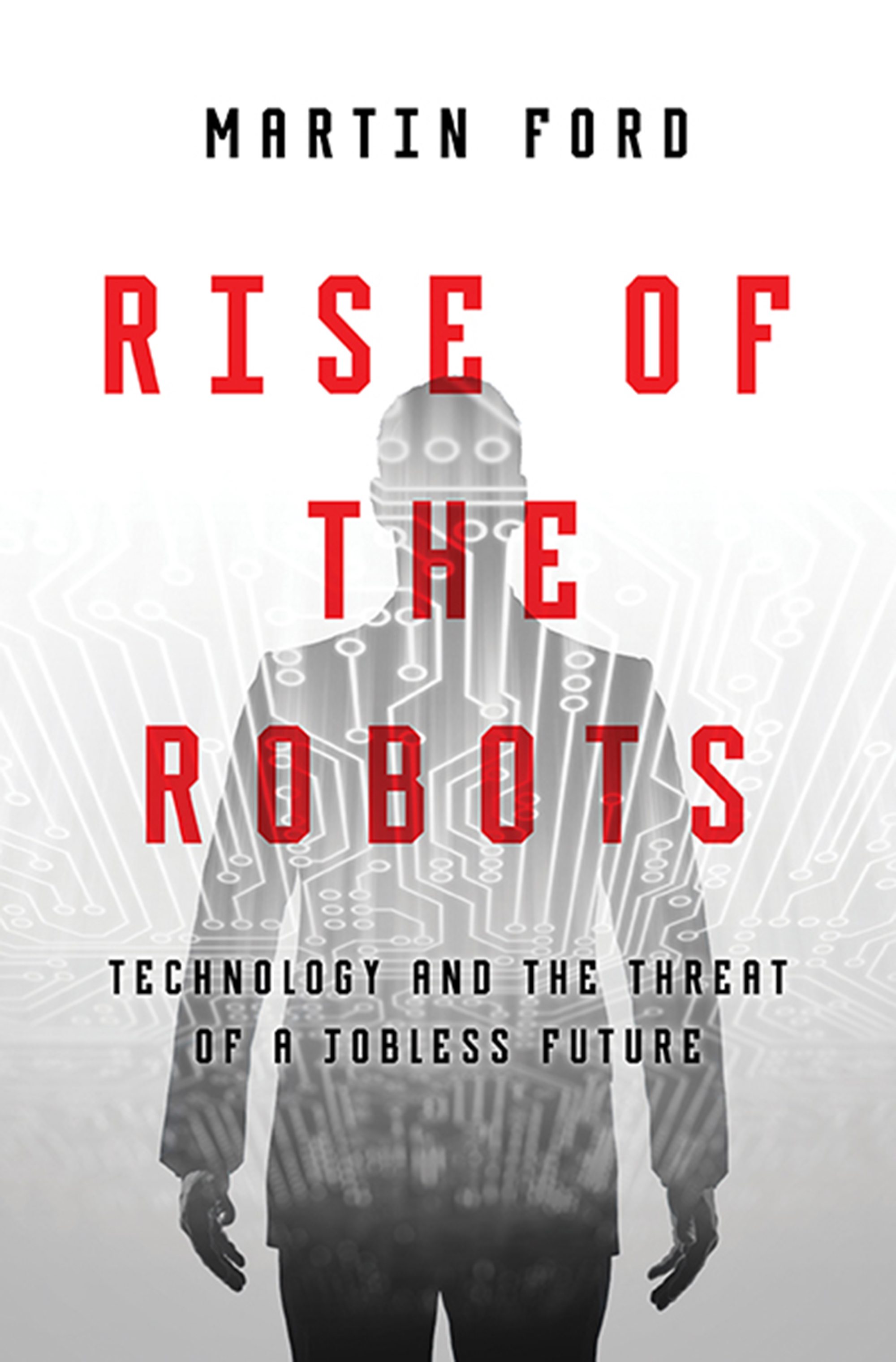 Martin Ford's 2015 book on technology's influence on the future.