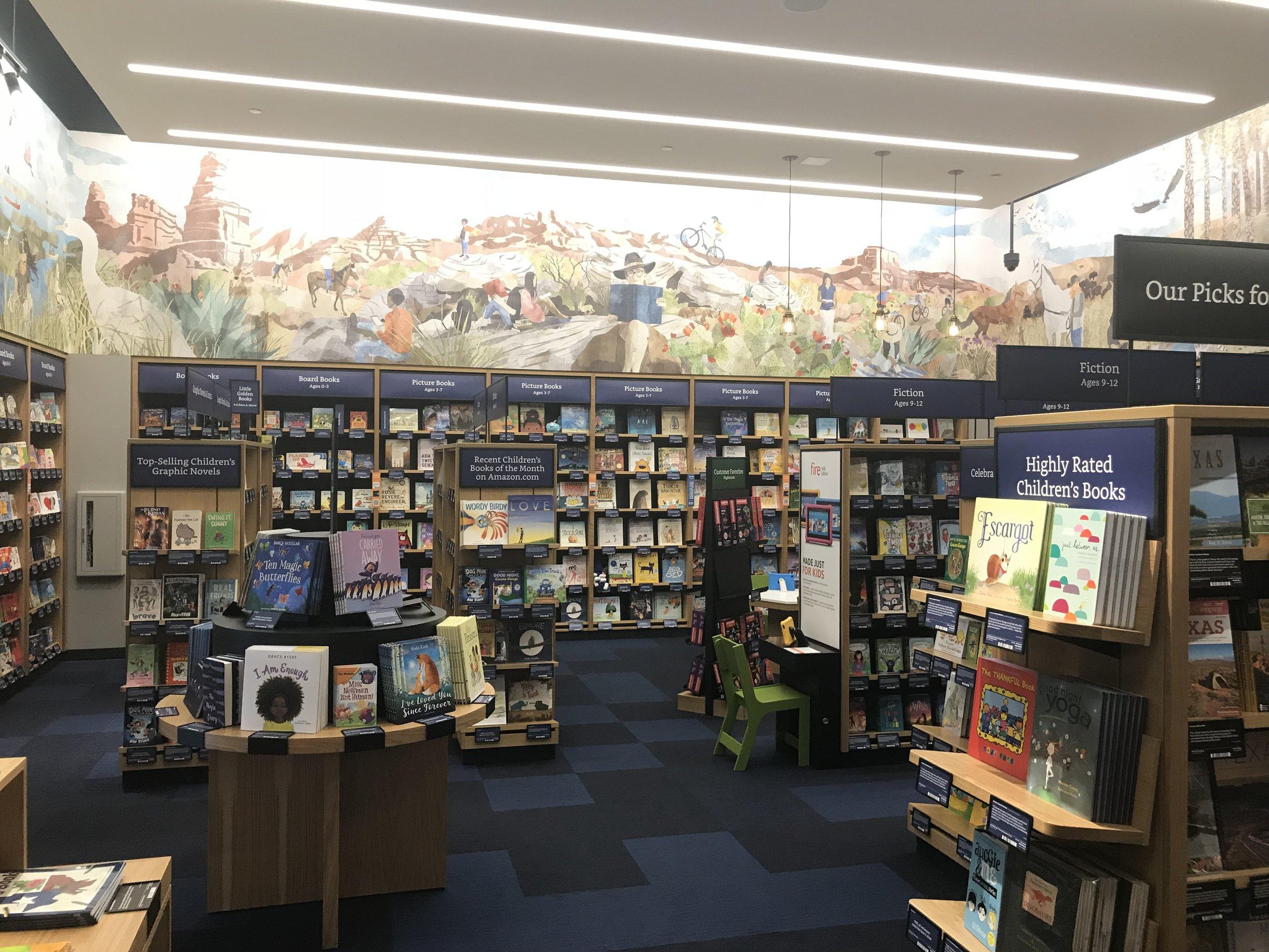 Books - Children's Section